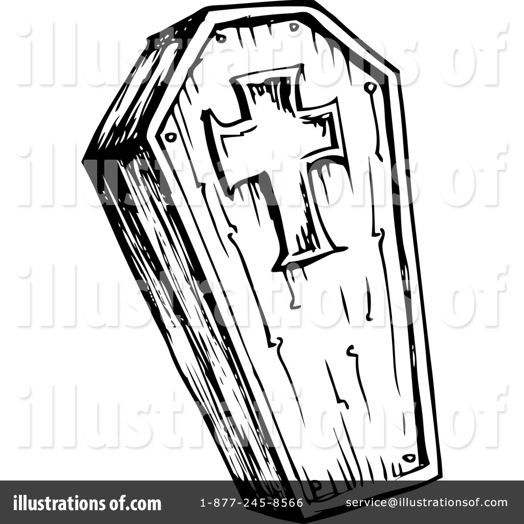 Coffin clipart graveyard Coffin schliferaward Coffin visekart Illustration
