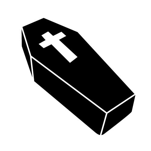 Coffin clipart grave Zone Black Coffin Cliparts Cliparts