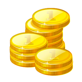 Coin clipart loose change Free clipart Coin art Coin