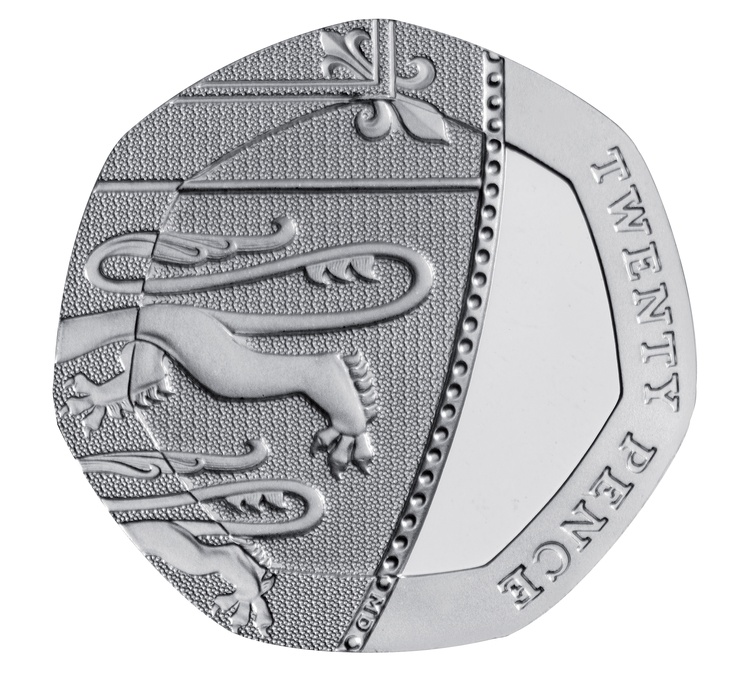 Coin clipart 20p On UK best Coin coin