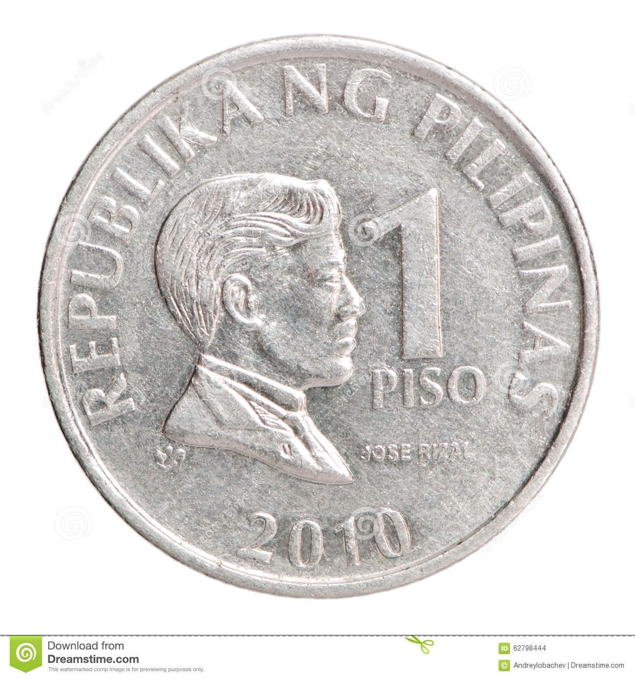 Coin clipart 5 peso Philippine coin Money White 5