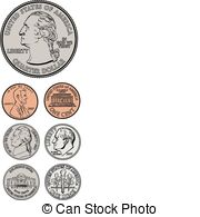 Coin clipart american coin Clipart clipart coins coins American
