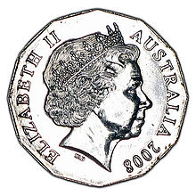 Coin clipart australian coin Australian Fifty coin Cents Wikipedia