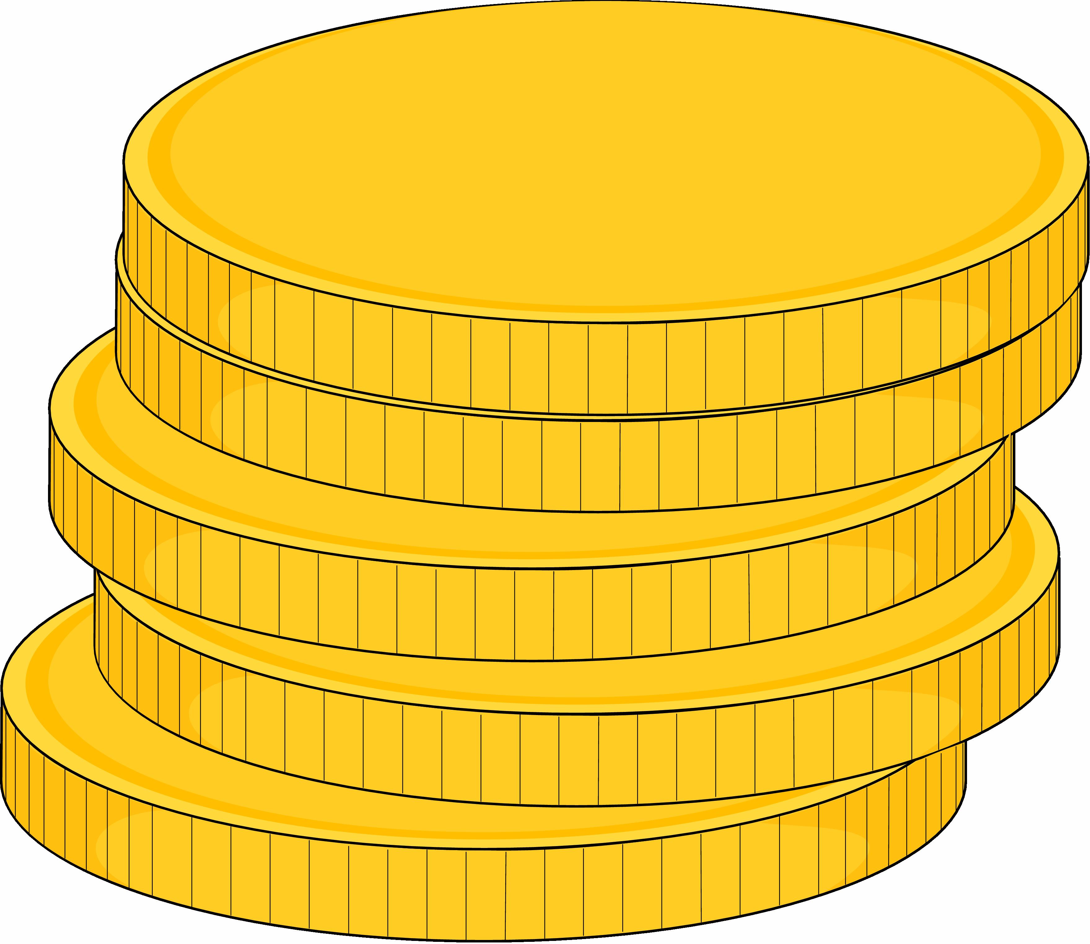 Coin clipart empty Clip Free  Clipart Art