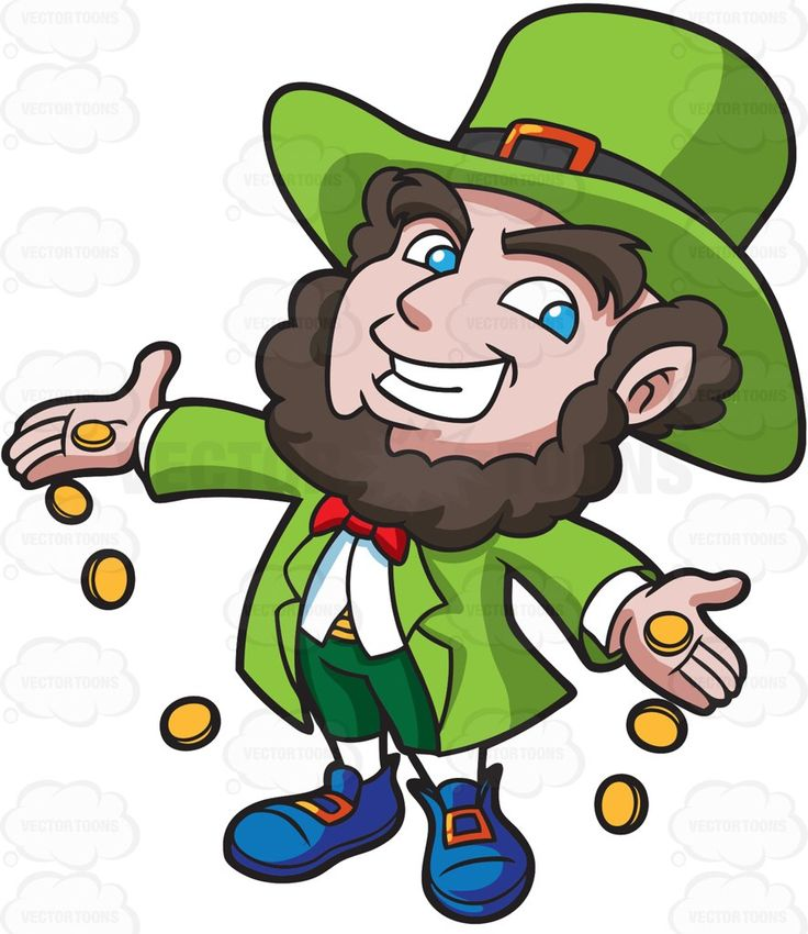 Coin clipart leprechaun Coins 25+ #stockimage best #cartoon