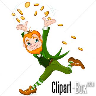 Coin clipart leprechaun CLIPART CLIPARTS WITH COINS COINS