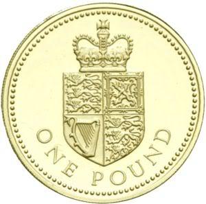 Coin clipart one Pound clip Coin (9+) art