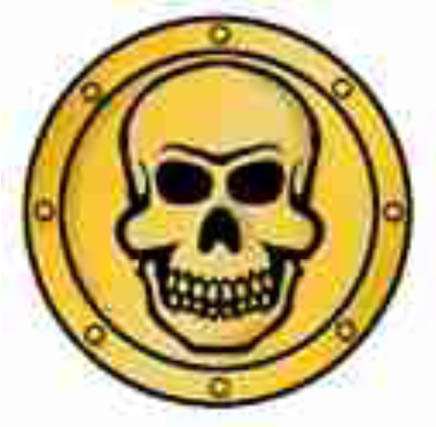 Coin clipart pirate coin Hunt treasure Khafre coins hunt