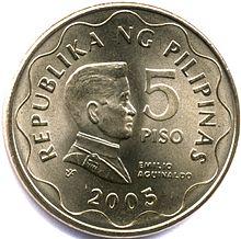 Coin clipart piso Philippine peso The Philippine