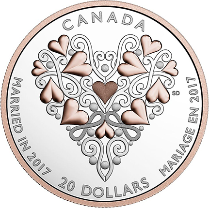 Coin clipart wedding To beautiful by and Silver