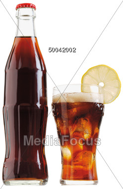 Soda clipart glass soda Cola Stock Cola Clipart 50042002