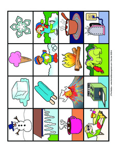 Cold clipart cold object Hot Science for cold and
