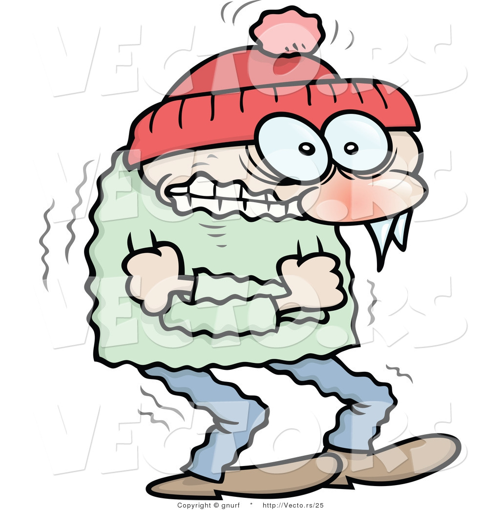 Cold clipart cold person Cold Person Clipground Clipart#1984012 cold