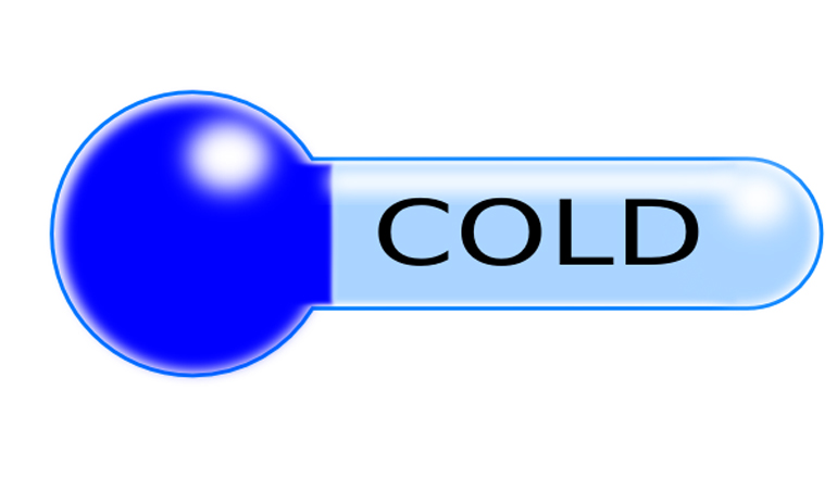 Chilling clipart freezing point In point level freezing nearly