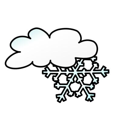 Season clipart snow ice #6