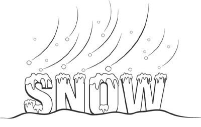 Season clipart snow ice #4