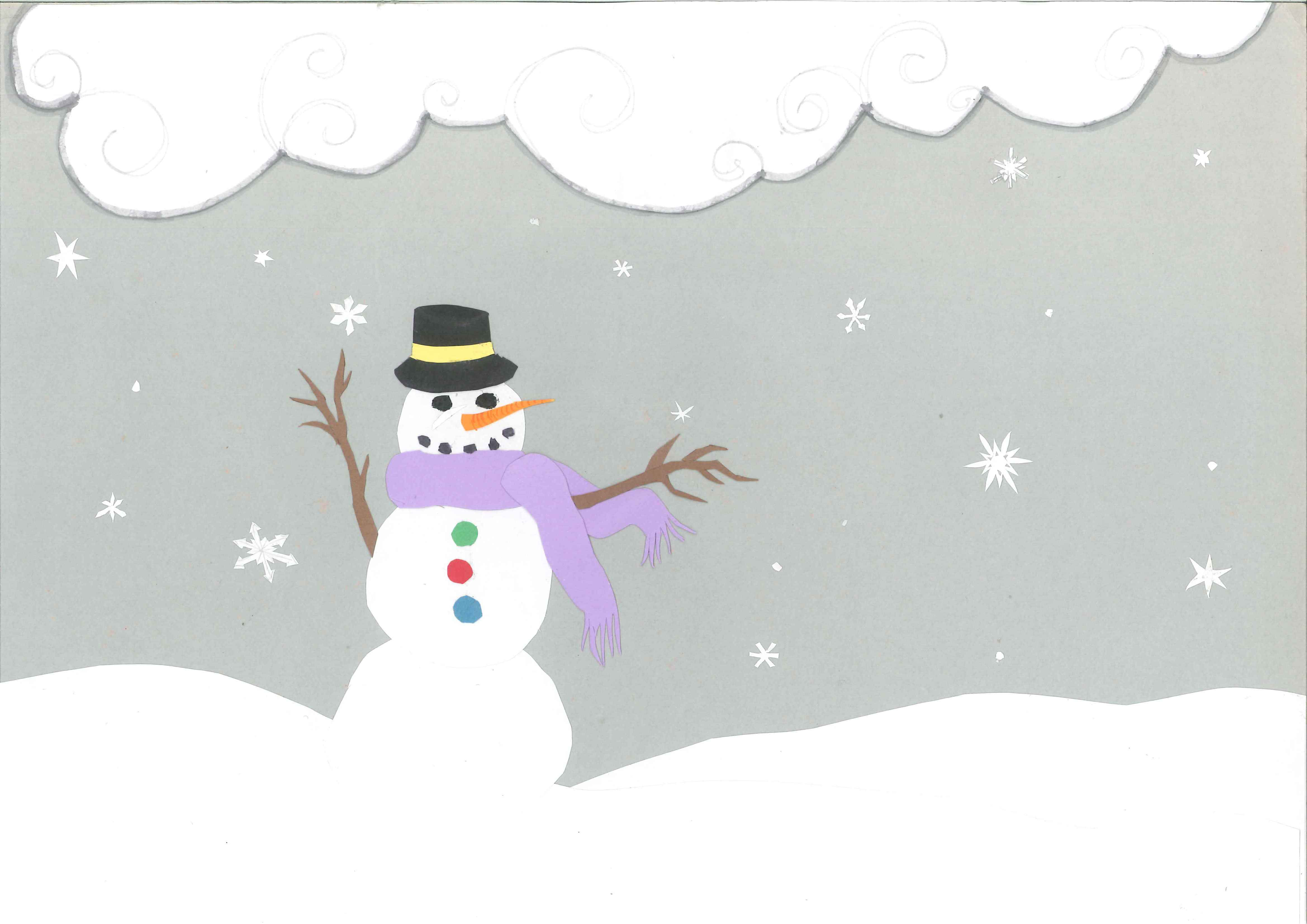 """Cold clipart snowy weather Full as…"""" Stephanie Weather here"""
