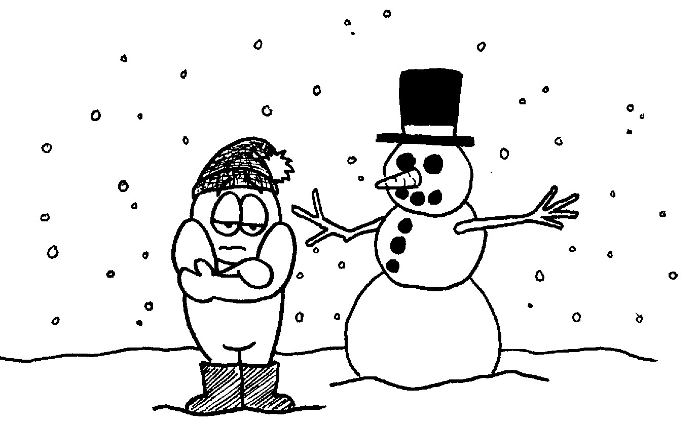 Cold clipart snowy weather Clipart cliparts cliparts – pictures