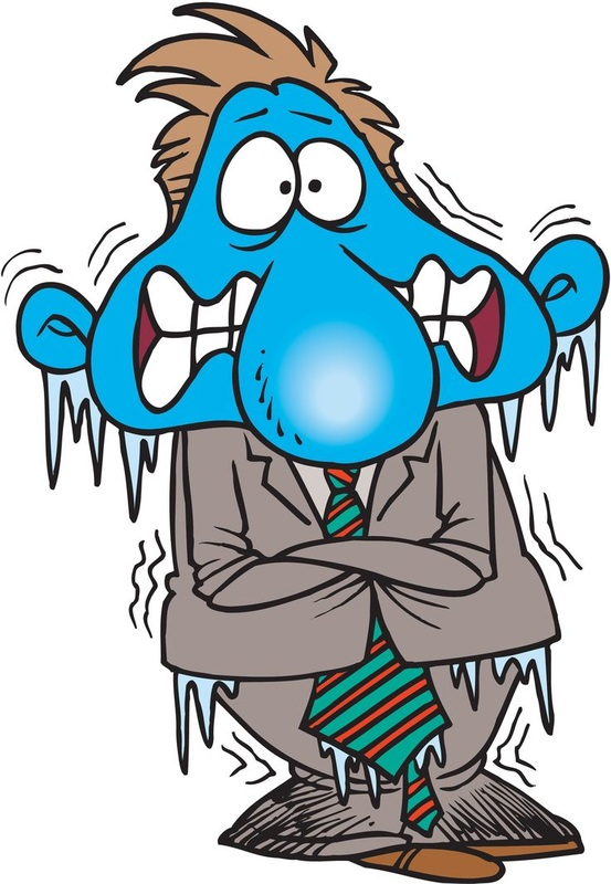 Chill clipart homeostasis Cold) Temperature & (too Science
