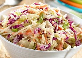 Coleslaw clipart Another Coleslaw Recipe Real And