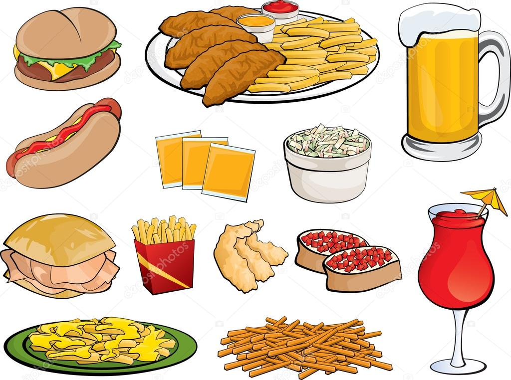 Coleslaw clipart example go food Joeiera Vector © Food #8809781