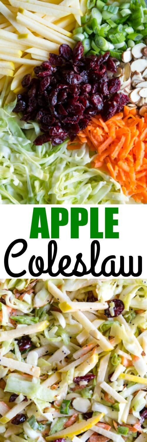 Coleslaw clipart tossed salad Coleslaw Easy Apple ideas Best