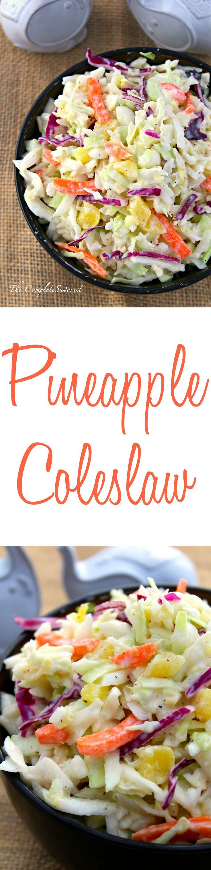 Coleslaw clipart tossed salad Best Pineapple Coleslaw on 20+