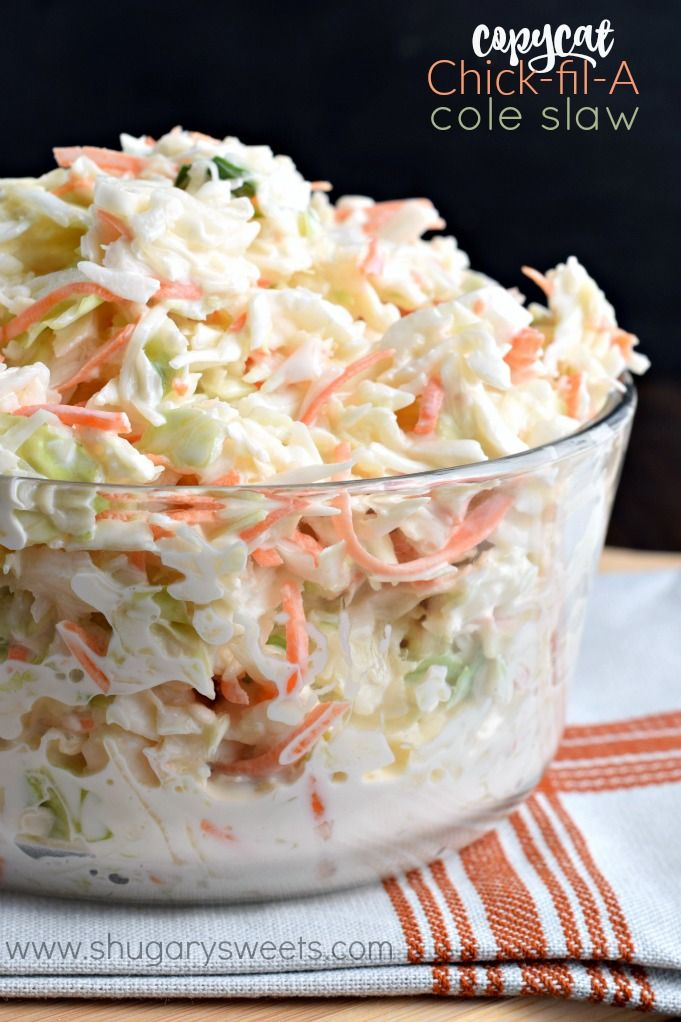 Coleslaw clipart tossed salad Cole fil 20+ Pinterest Chick