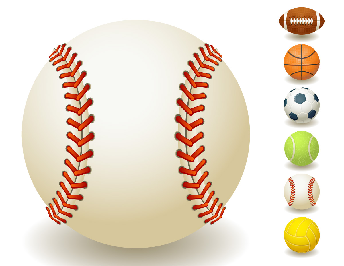 Baseball clipart high resolution #14