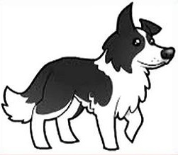 Collie clipart Clipart Collie Free Collie
