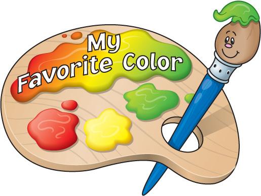 Color clipart Clip Favorite Color Color clipart