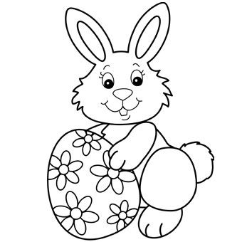 Drawn bunny easter bunny Pinterest ideas Easter on