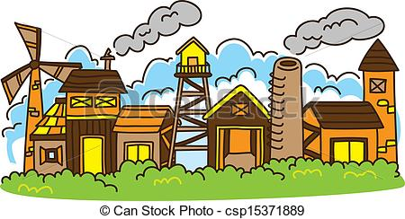 Color clipart factory Search csp15371889 color of Vector