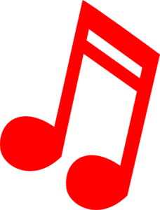 Color clipart music Clipart Clipart Notes Colorful Images