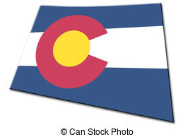 Colorado clipart  and free royalty Illustrations