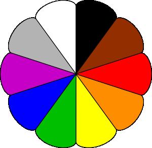 Colorful clipart Free Art  Clip Clipart