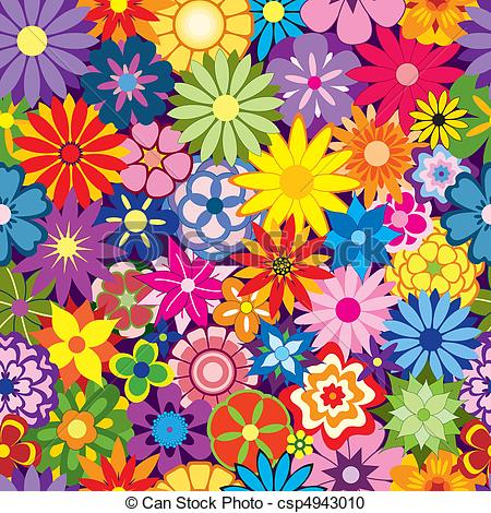 Illustration clipart novelist Repeating 953 Colorful Background Colorful