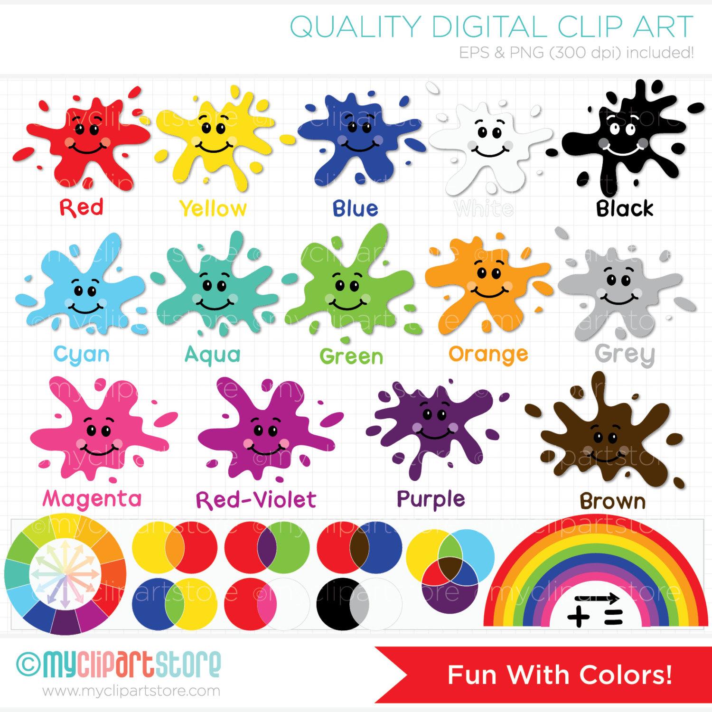Colors clipart Art color%20clipart Clipart Panda Clip