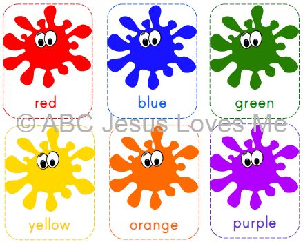 Card clipart color #3