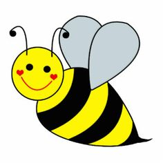Honey clipart bumble bee Bee colored Bumble wing Pictures
