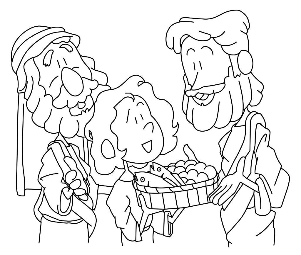 Color clipart boy coloring Church 5000 Jesus Coloring boy