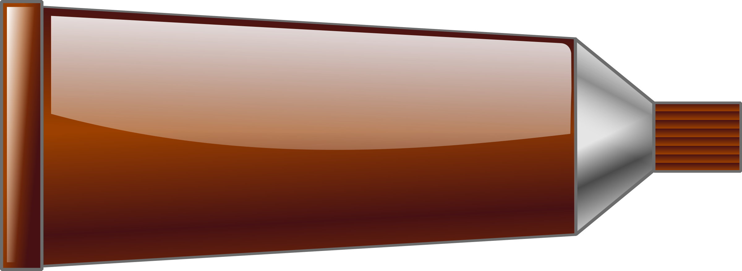 Color clipart brown color Tube Brown Brown Color Clipart