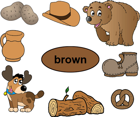 Trunk clipart brown objects #4