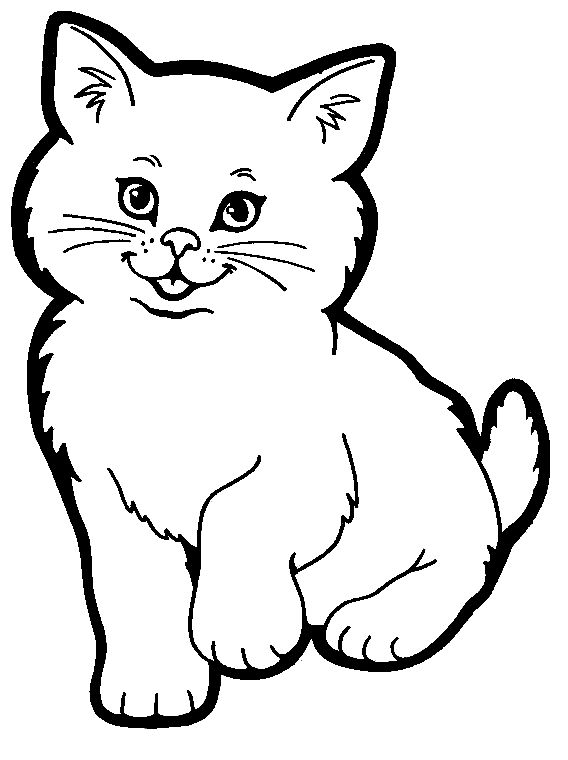 Color clipart cat Collection on Cat Cat of