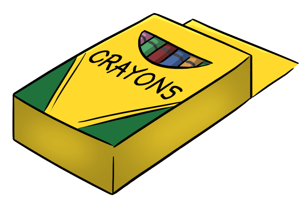 Yellow clipart crayola Is Using About clipart Life