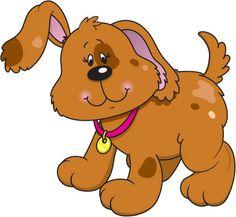 Pet clipart cute dog Download art Free cartoon clip