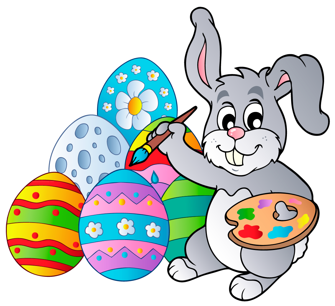 Hosue clipart easter bunny Pictures Easter bunny Pictures Happy