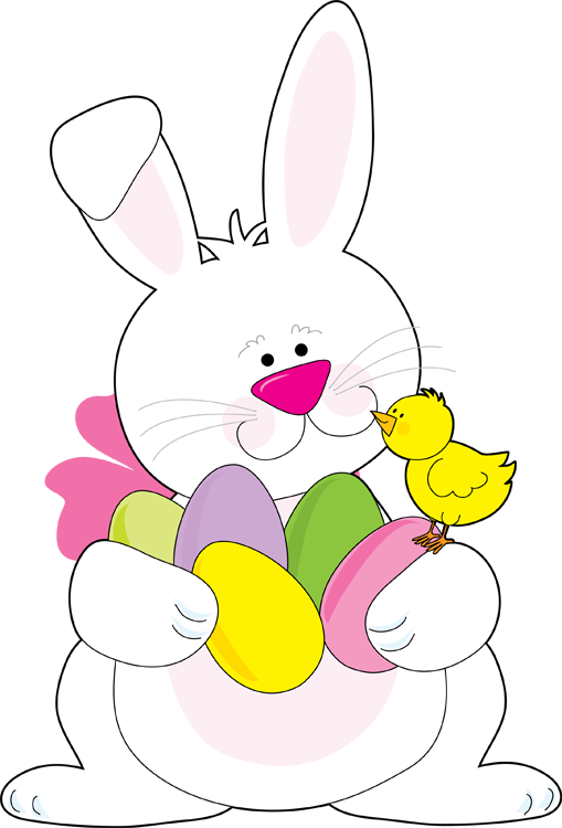 White clipart easter bunny Web Design · bunny clipart