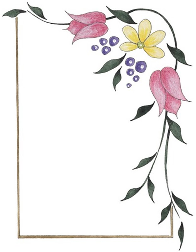 Decoration clipart cute flower Frames Decorative Cliparts Download Clip