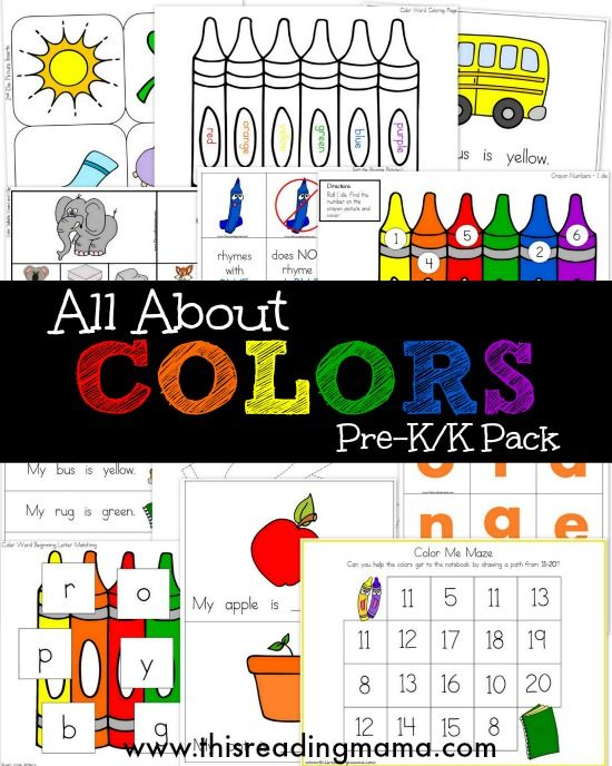 Crayon clipart preschool learning Colors K images ~ Colors